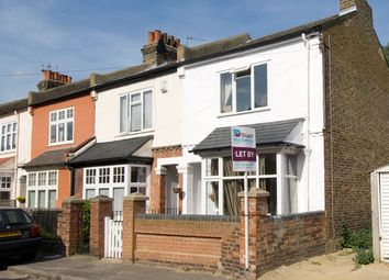 Thumbnail 3 bedroom end terrace house to rent in Queens Road, London