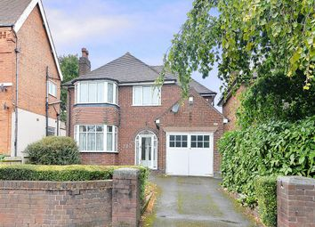 Thumbnail 4 bed detached house for sale in Alcester Road South, Kings Heath, Birmingham