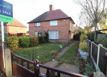 Thumbnail 3 bed semi-detached house for sale in Sherbourne Road, Aspley, Nottingham