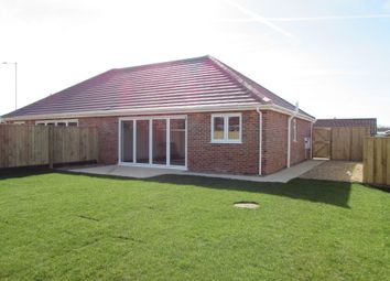 Thumbnail 2 bed semi-detached bungalow for sale in Bungay, Suffolk