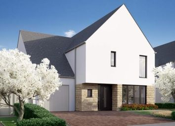 Thumbnail 4 bed detached house for sale in Forge Weir View, Low Road, Halton, Lancaster