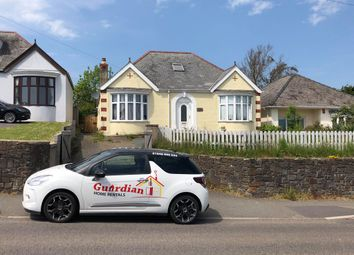 Thumbnail 3 bed bungalow to rent in Steynton Road, Milford Haven