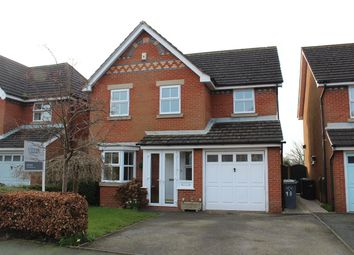 Thumbnail 4 bed detached house to rent in Church Way, Wybunbury, Nantwich, Cheshire