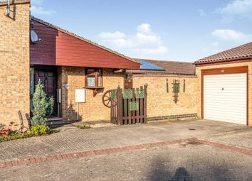 Thumbnail Semi-detached bungalow for sale in Finchfield, Peterborough