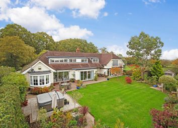 Thumbnail 5 bed detached house for sale in Carneles Green, Broxbourne