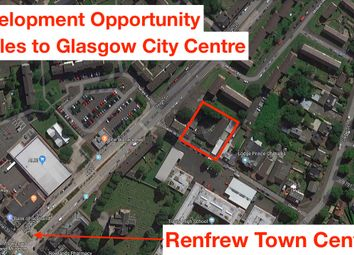 Thumbnail 4 bed bungalow for sale in Queen Street, Renfrew