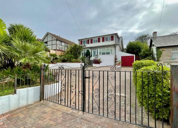 Thumbnail 4 bed detached house for sale in Pomphlett Road, Plymstock, Plymouth