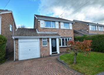 Thumbnail 4 bed detached house for sale in Roman Road, Darton, Barnsley