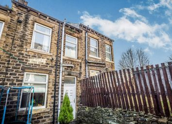 Thumbnail 2 bedroom terraced house to rent in Highroyd Crescent, Moldgreen, Huddersfield