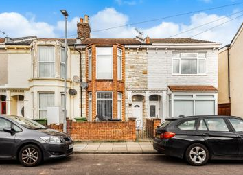 Thumbnail 5 bed terraced house for sale in Connaught Road, North End, Portsmouth