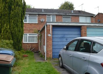 Thumbnail 3 bed terraced house for sale in Dorchester Way, Walsgrave, Coventry