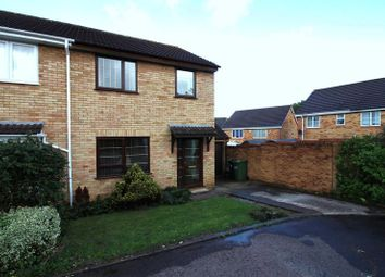 Thumbnail 3 bed semi-detached house for sale in Ashbourne Close, Warmley, Bristol