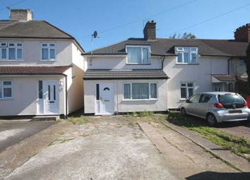 Thumbnail 3 bed end terrace house for sale in Heath Way, Erith