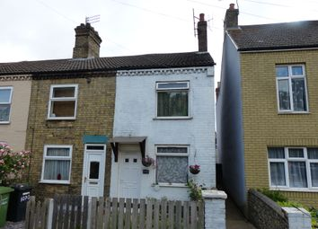 Thumbnail 2 bed end terrace house for sale in Bourges Boulevard, Peterborough
