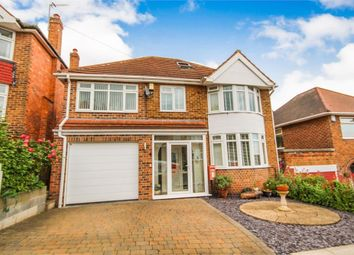 Thumbnail 4 bed detached house for sale in Greenwood Crescent, Carlton, Nottingham