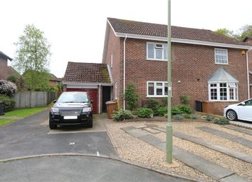 Thumbnail 3 bed semi-detached house for sale in Tottehale Close, North Baddesley, Southampton, Hampshire