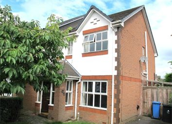 Thumbnail 3 bed semi-detached house for sale in Mendip Close, Halewood, Liverpool, Merseyside