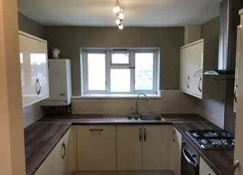 Thumbnail 3 bed flat to rent in Reddington Drive, Langley, Slough