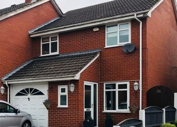 Thumbnail 3 bed semi-detached house to rent in Fountains Close, Runcorn