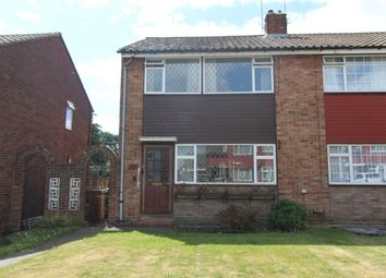 Thumbnail 3 bed semi-detached house for sale in Ranworth Close, Erith