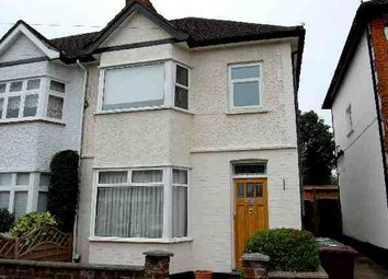 Thumbnail 3 bedroom property to rent in Clarendon Road, Borehamwood