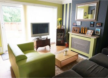 Thumbnail 2 bed end terrace house for sale in Shelley Court, Caerphilly