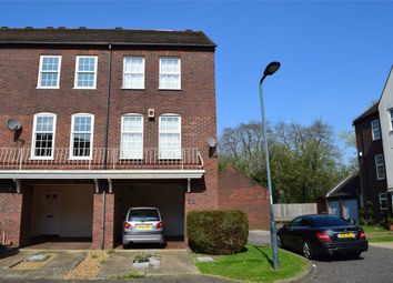 Thumbnail 3 bed end terrace house for sale in Park Crescent, Twickenham