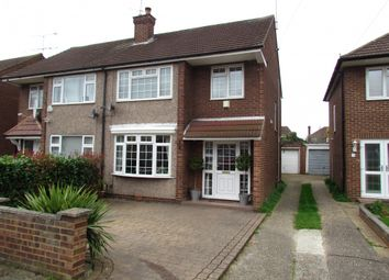 Thumbnail 3 bedroom semi-detached house for sale in Palmers Way, Cheshunt