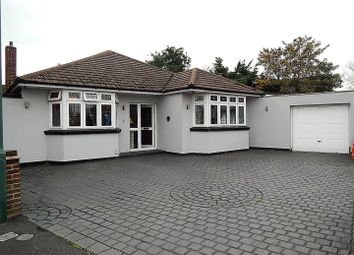 Thumbnail 4 bed detached bungalow for sale in Rudland Road, Bexleyheath