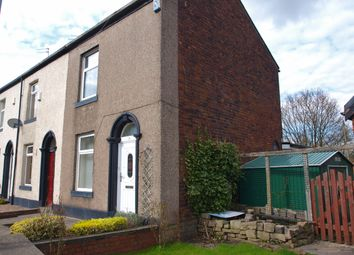 Thumbnail 2 bedroom end terrace house to rent in Rochdale Road, Milnrow, Rochdale