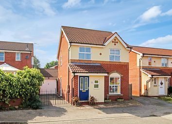 Thumbnail 3 bed detached house to rent in 9 Winthropp Close, Malton