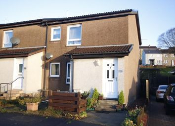 Thumbnail 1 bed flat for sale in 114 Mallard Road, Clydebank