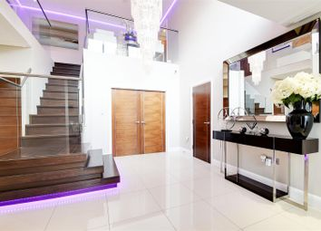 Thumbnail 6 bed detached house for sale in Greenbrook Avenue, Hadley Wood