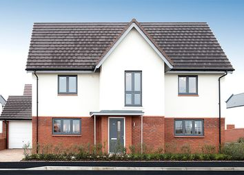 "Thumbnail 4 bed property for sale in ""Torino"" at Jekyll Close, Tadpole Garden Village, Swindon"