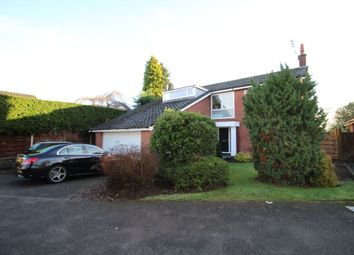Thumbnail 4 bed detached house for sale in Whitehall Close, Wilmslow
