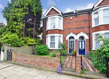 Thumbnail 4 bed semi-detached house for sale in The Avenue, Gravesend, Kent