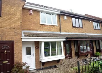 Thumbnail 2 bed terraced house to rent in Murrayfield, Seghill, Northumberland