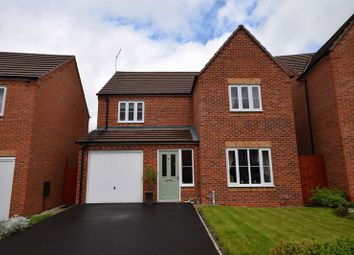 Thumbnail 4 bedroom detached house for sale in Blithfield Way, Norton, Stoke-On-Trent