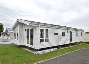 Thumbnail 2 bed mobile/park home for sale in Steeple Bay Holiday Park, Southminster
