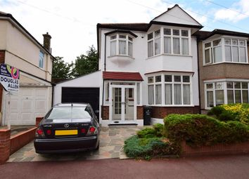 Thumbnail 3 bed end terrace house for sale in Melford Avenue, Barking, Essex