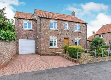 Thumbnail 4 bed detached house for sale in Grange Garth, Wistow, Selby