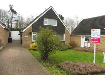 Thumbnail 3 bedroom detached bungalow for sale in Oregon Way, Chaddesden, Derby