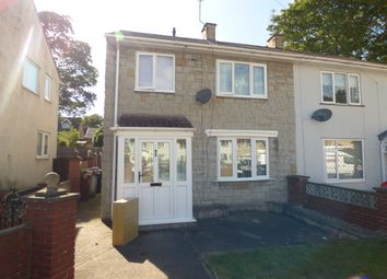 Thumbnail 3 bedroom semi-detached house to rent in Hallgate, Thurnscoe, Rotherham