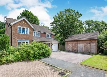 Thumbnail 5 bed detached house for sale in Toftwood Close, Pound Hill, Crawley, West Sussex