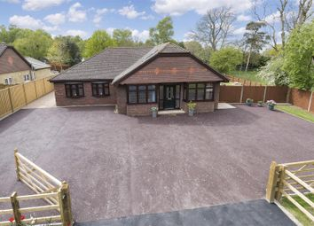 Thumbnail 4 bed detached bungalow for sale in Gravesend Road, Wrotham, Kent
