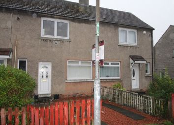 Thumbnail 2 bed terraced house for sale in Linnhe Crescent, Wishaw, North Lanarkshire