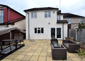 Thumbnail 4 bed detached house for sale in Coppermill Road, Wraysbury, Staines-Upon-Thames, Berkshire