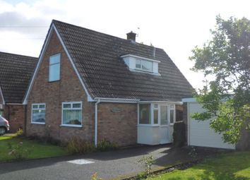 Thumbnail 3 bedroom detached house to rent in Cabin Lane, Oswestry