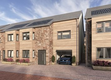 Thumbnail 4 bed semi-detached house for sale in Stowford Mill, Ivybridge
