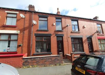 Thumbnail 3 bed terraced house to rent in Hughes Street, Bolton